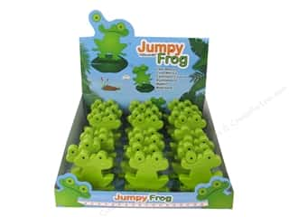 Tacony Jumpy Frog Tape Measure POP (24 pieces)