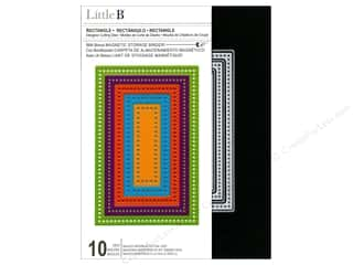 Little B Cutting Dies Designer Nesting Rectangle