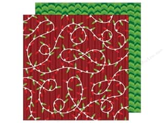 American Crafts 12 x 12 in. Paper All Wrapped Up Merry & Bright (25 sheets)