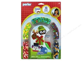Perler Fused Bead Kit Holiday 2000pc