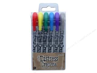 Ranger Tim Holtz Distress Crayon Set 4