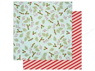 """Simple Stories: Simple Stories Collection Classic Christmas Paper 12""""x 12"""" Fun & Frosty (25 pieces)"""