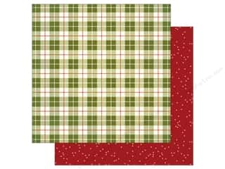"Simple Stories: Simple Stories Collection Classic Christmas Paper 12""x 12"" Deck The Halls (25 pieces)"