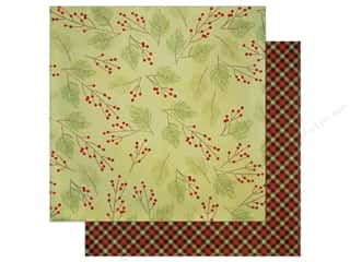 """Simple Stories: Simple Stories Collection Classic Christmas Paper 12""""x 12"""" Oh Christmas Tree (25 pieces)"""