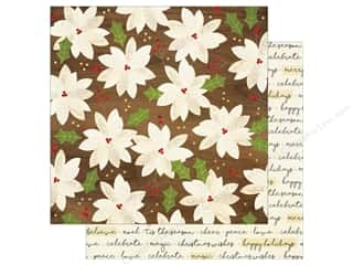 "Simple Stories: Simple Stories Collection Classic Christmas Paper 12""x 12"" Tis The Season (25 pieces)"