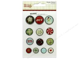 Simple Stories Collection Classic Christmas Bradz (3 sets)