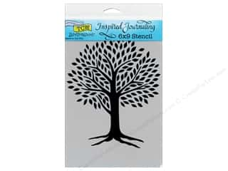 scrapbooking & paper crafts: The Crafter's Workshop Template 6 x 9 in. Zenspirations Tree Of Life