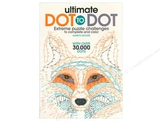 Barron's Ultimate Dot To Dot Coloring Book
