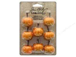 Tim Holtz Idea-ology Pumpkin Pieces