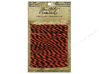 jute: Tim Holtz Idea-ology Jute String Halloween