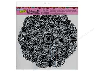 ruler: The Crafter's Workshop Template 12 x 12 in. Valentina Sweet Posey