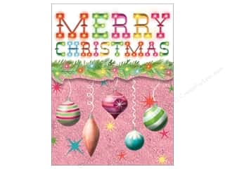 Molly & Rex Note Oh What Fun Pocket Pad Merry Christmas Ornaments