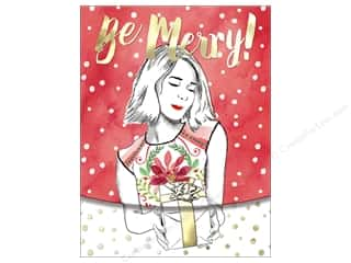 Gifts & Giftwrap: Molly & Rex Note Oh What Fun Pocket Pad Be Merry
