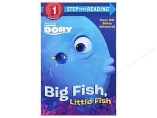 books & patterns: Random House Disney Big Fish Little Fish Book