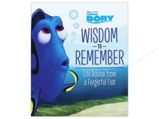 Random House Disney Finding Dory Wisdom To Remember Book
