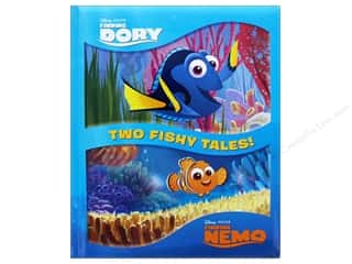 books & patterns: Random House Disney Finding Dory Book