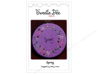 yarn & needlework: Tweetle Dee Design Co. Spring Pattern