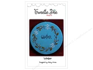 Tweetle Dee Design Co. Winter Pattern