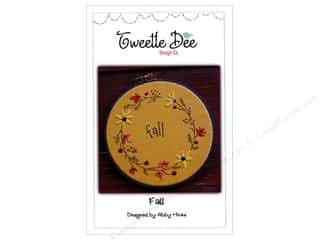 decorative floral: Tweetle Dee Design Co. Fall Pattern