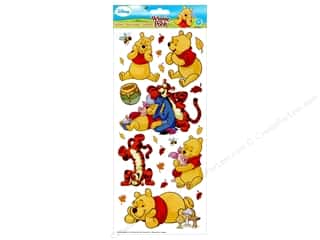 scrapbooking & paper crafts: EK Disney Sticker Pooh Large