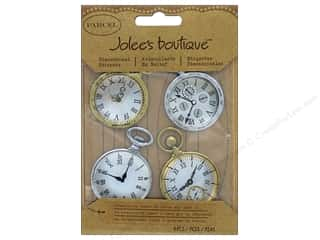 stickers: Jolee's Boutique Stickers Parcel Vintage Pocket Watches