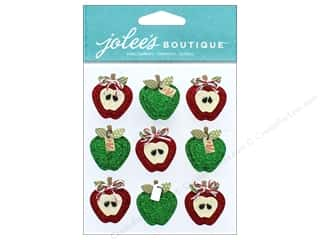 scrapbooking & paper crafts: Jolee's Boutique Stickers Apples Repeat