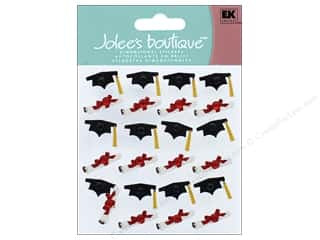 scrapbooking & paper crafts: Jolee's Boutique Stickers Repeats Grad Cap and Diploma