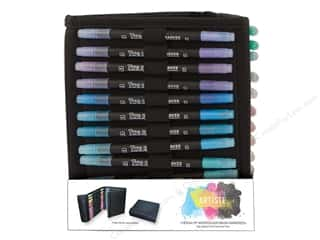 storage : Docrafts Artiste Dual Tip Pens 36pc Watercolor