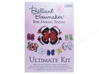 scrapbooking & paper crafts: Little Pink Ladybug Brilliant Bowmaker Ultimate Kit