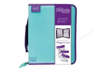 Docrafts Creativity Essentials Clear Stamp Storage Folder