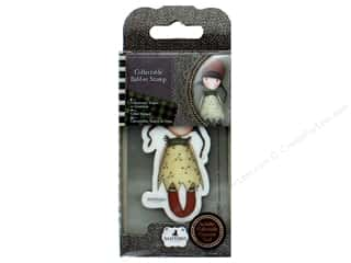Santoro Gorjuss Collectable Rubber Stamp No. 19 Holly