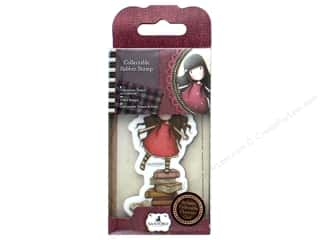 Santoro Gorjuss Collectable Rubber Stamp No. 2 New Heights