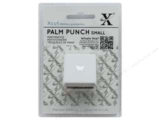 Docrafts Xcut Palm Punch Small 3/8 in. Pointed Butterfly