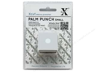 circle punch: Docrafts Xcut Palm Punch Small 3/8 in. Circle