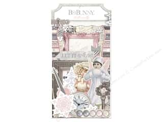 Bo Bunny Noteworthy Journaling Cards Winter Wishes