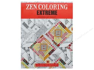 Guild of Master Craftsman Zen Coloring Extreme Book