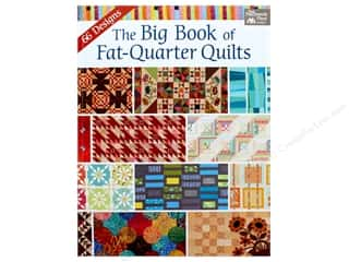 Clearance: The Big Book of Fat-Quarter Quilts Book by That Patchwork Place