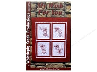 Whistlepig Creek My Wish for You Pattern