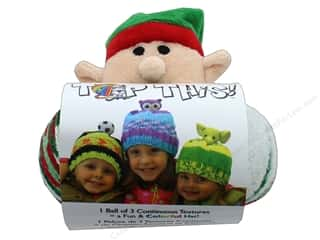 Clearance: DMC Top This Yarn Kit Elf