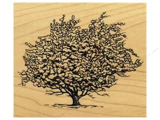 stamps: Inkadinkado Wood Stamp Ancient Apple Tree