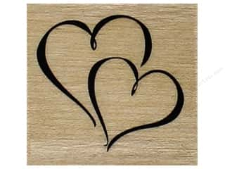 stamps: Inkadinkado Wood Stamp Hearts