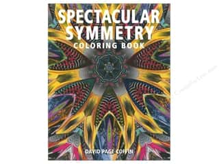 books & patterns: Taunton Press Spectacular Symmetry Coloring Book