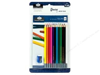 colored pencils: Royal Drawing Pencil Artist Pack