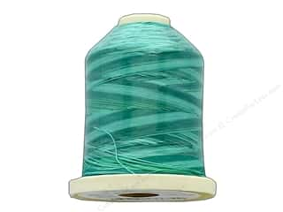 Signature 100% Cotton Thread 700 yd. Variegated Aqua Water