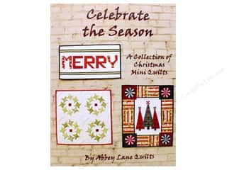 books & patterns: Abbey Lane Quilts Celebrate the Season Christmas Book
