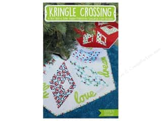 Clearance: Sassafras Lane Designs Kringle Crossing Pattern