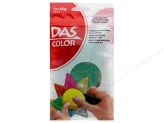 craft & hobbies: DAS Color Modeling Clay 5.3 oz. Green