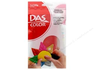 DAS Color Modeling Clay 5.3 oz. Red