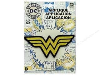 C&D Visionary Applique Wonder Woman Logo