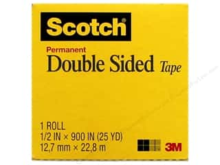 Scotch Tape Double Sided Refill .5 in. x 900 in.